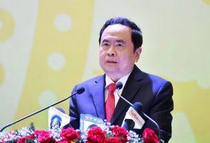 bài phát biểu tham luận tại đại hội mặt trận
