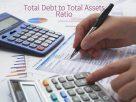 hệ số nợ trên tổng tài sản